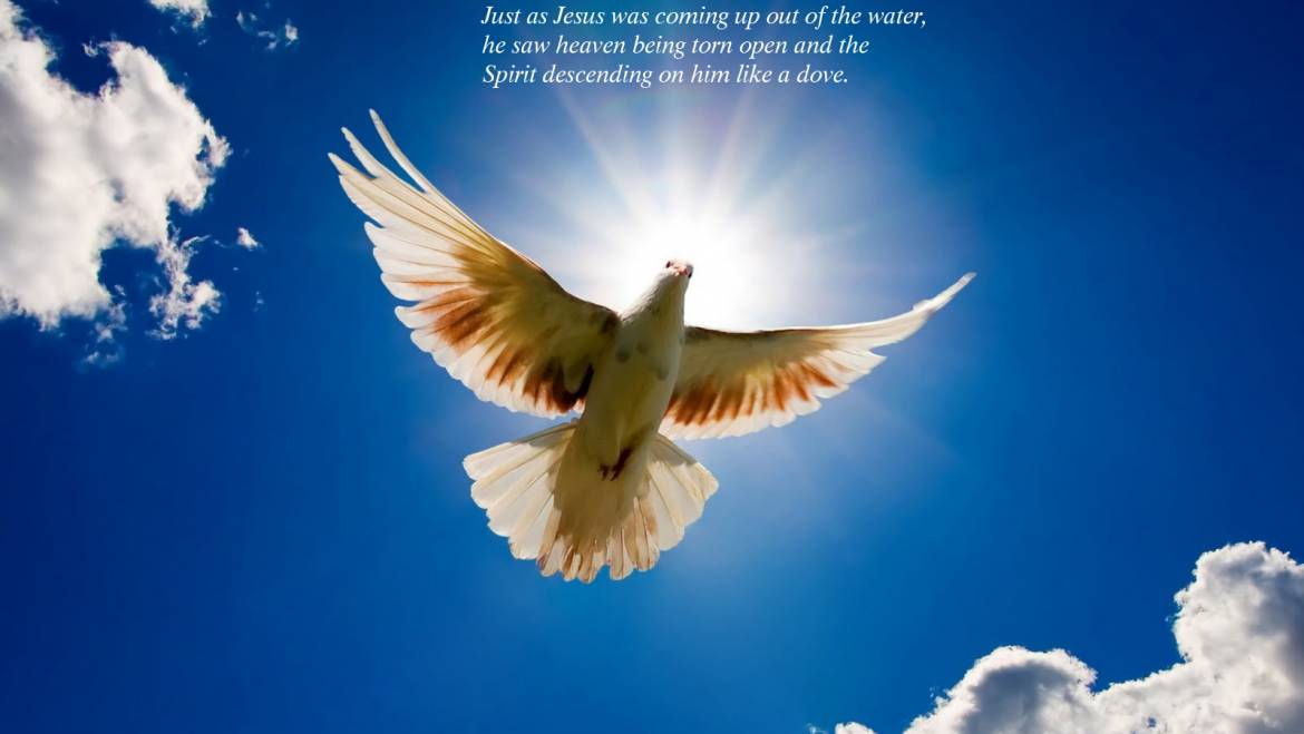 RELYING FULLY ON THE HOLY SPIRIT